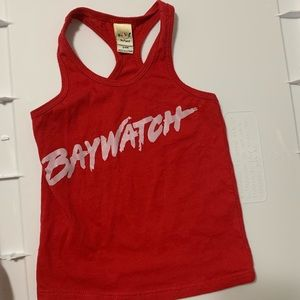Girls 2t Baywatch tank Etsy Olivia and August 24m